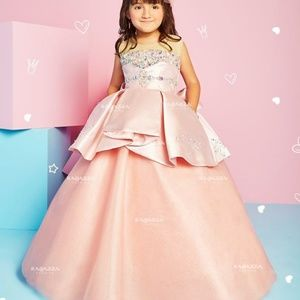 Mini-Quinceañera Dress
